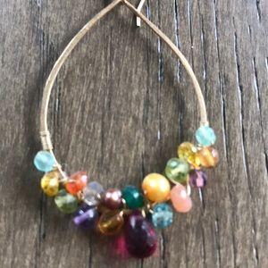 Anthropologie Jewelry - GOLD EARRINGS !